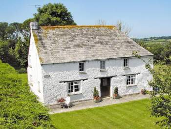 GINGERS COTTAGE, MARHAMCHURCH, NR. BUDE