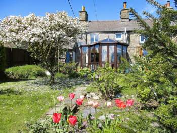 STONE TERRACED COTTAGE