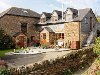 LOVELY RURAL BARN CONVERSION