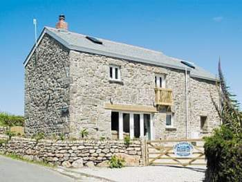 PORTH NANVEN BARN, BOSORNE, ST JUST