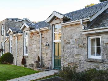 COMFORTABLE GRADE II LISTED COTTAGE