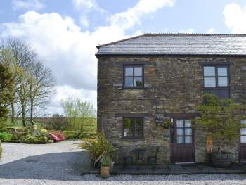 GRADE II LISTED CORNISH FARMHOUSE