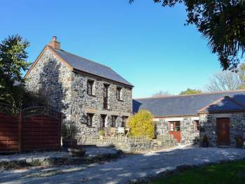 SUBSTANTIAL STONE BUILT COTTAGE AND NEIGHBOURING PROPERTY, 'THE BULL PEN'