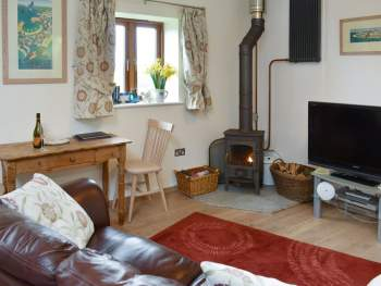 CHARACTERFUL LIVING AREA