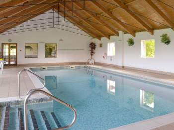 FABULOUS INDOOR SHARED SWIMMING POOL